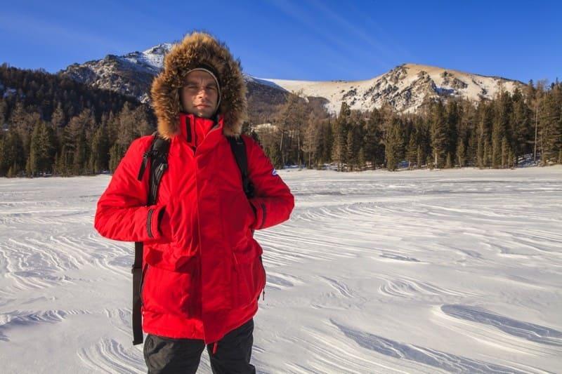 Аляска — куртка для настоящих мужчин!
