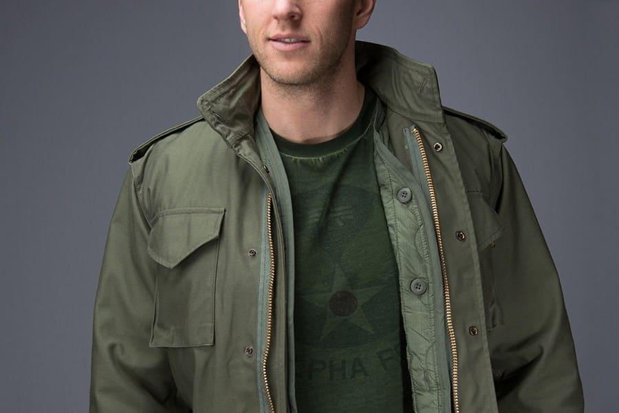 М65: «вечная» куртка для военных и гражданских