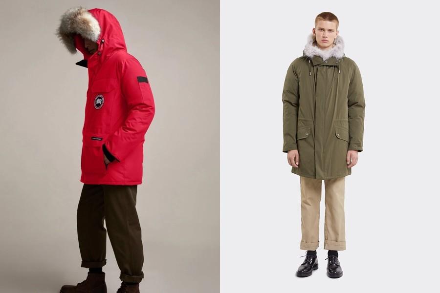 Чем парка отличается от других курток?